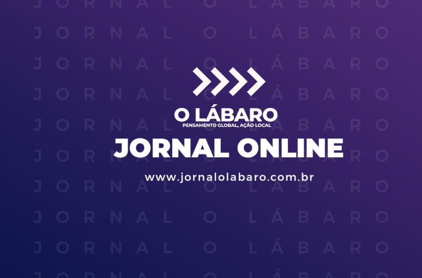 Jornal O Lábaro – Edição 155